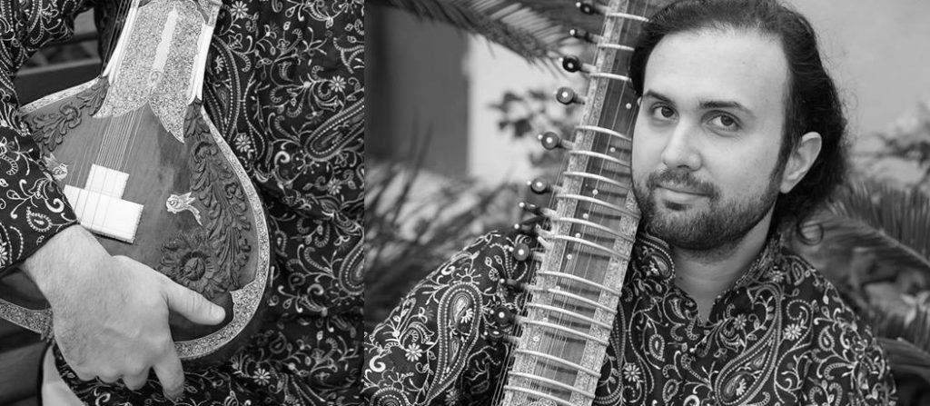 live sitar show event
