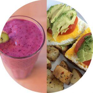 Meal plan teacher training yoga and food