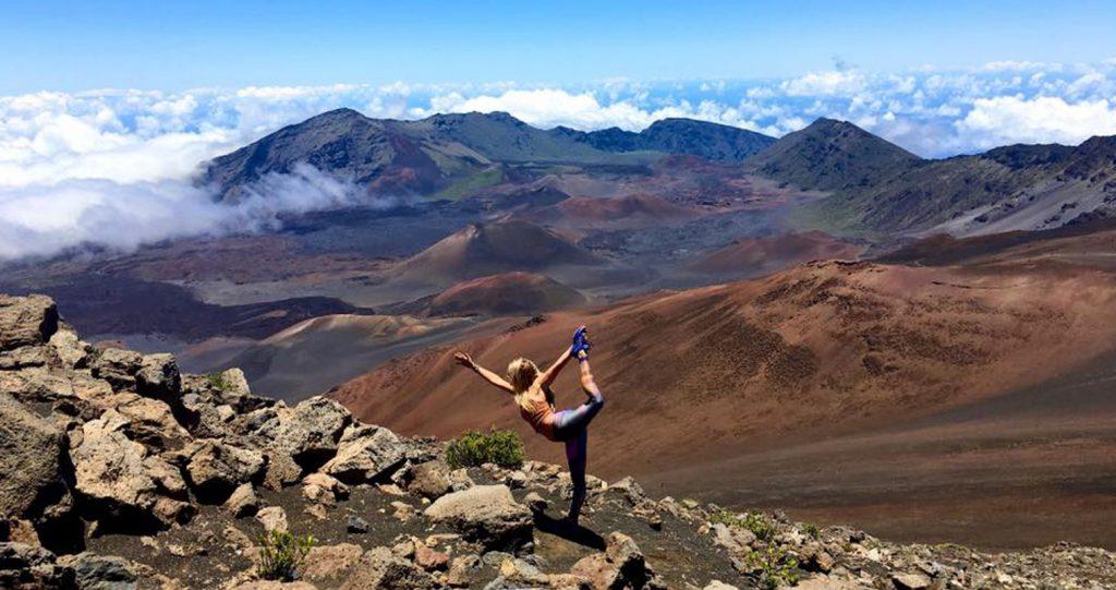 haleakala maui yoga adventure retreats