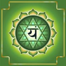 anahata heart chakra