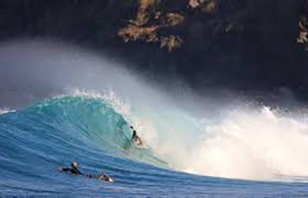 wave northshore surf