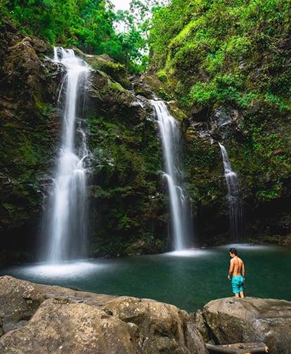 maui hike and adventure