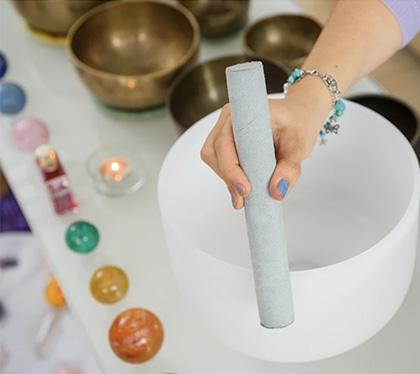 sound healing sound bath
