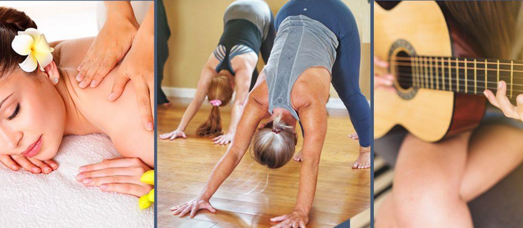 maui yoga open house free classes music food wellness