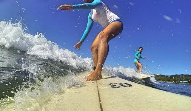 surf and food breakfast brunch surfing