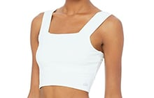 Alo bind fitted tank white