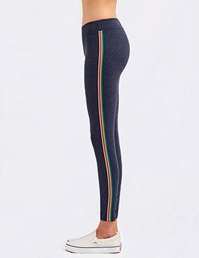 Rainbow Trim Legging