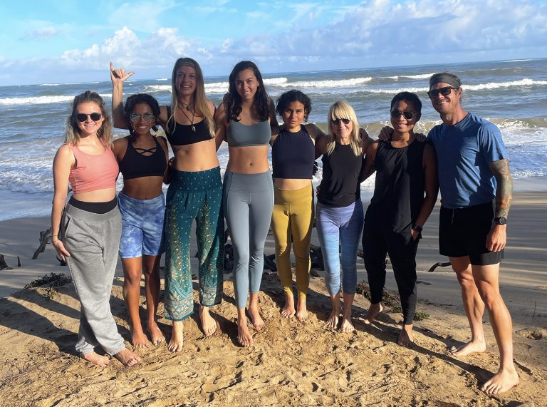 maui weekend yoga teacher training