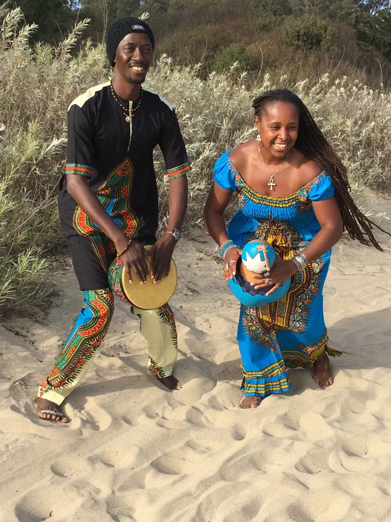African dance maui