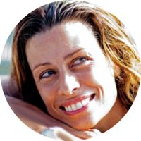 carine camboulives yoga teacher