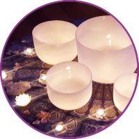 maui events workshop sound bath bowls circle